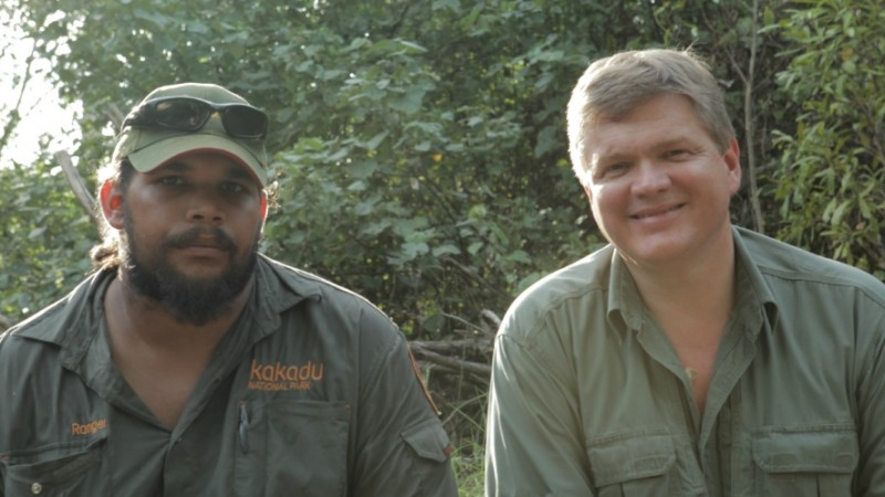 Ray Mears - Close Encounters: Saltwater Crocodile and Tasmanian Devils